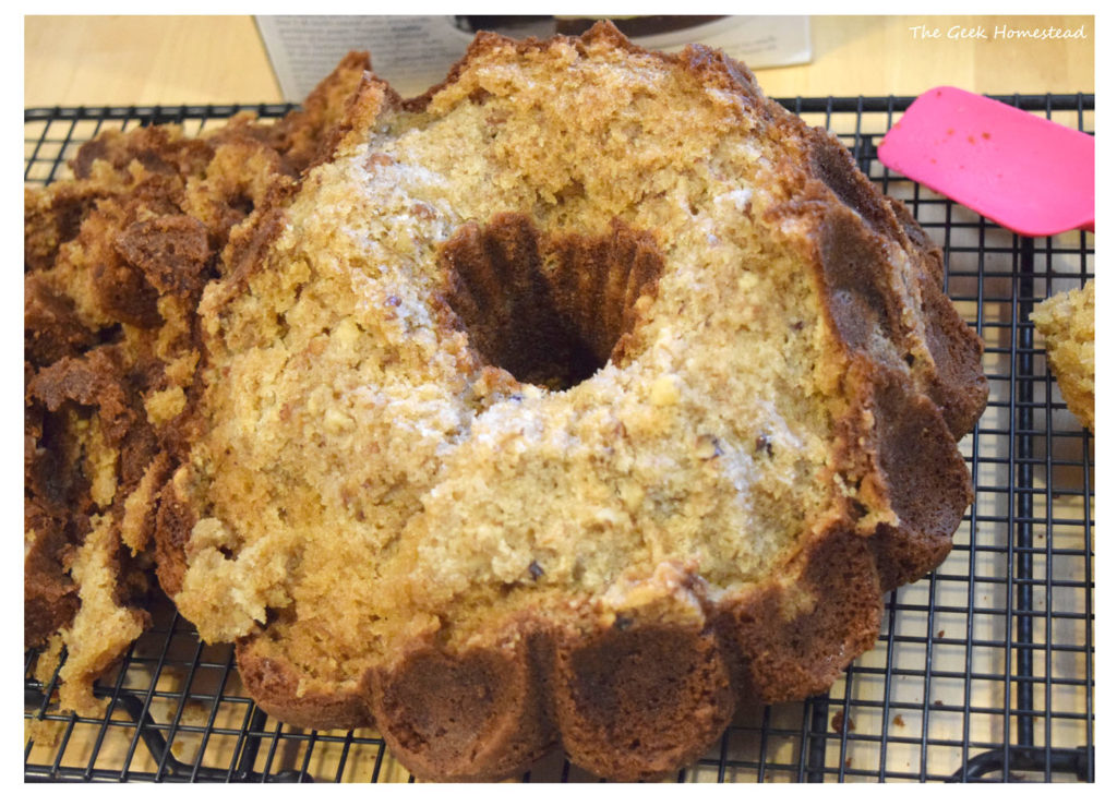 oh no bundt cake